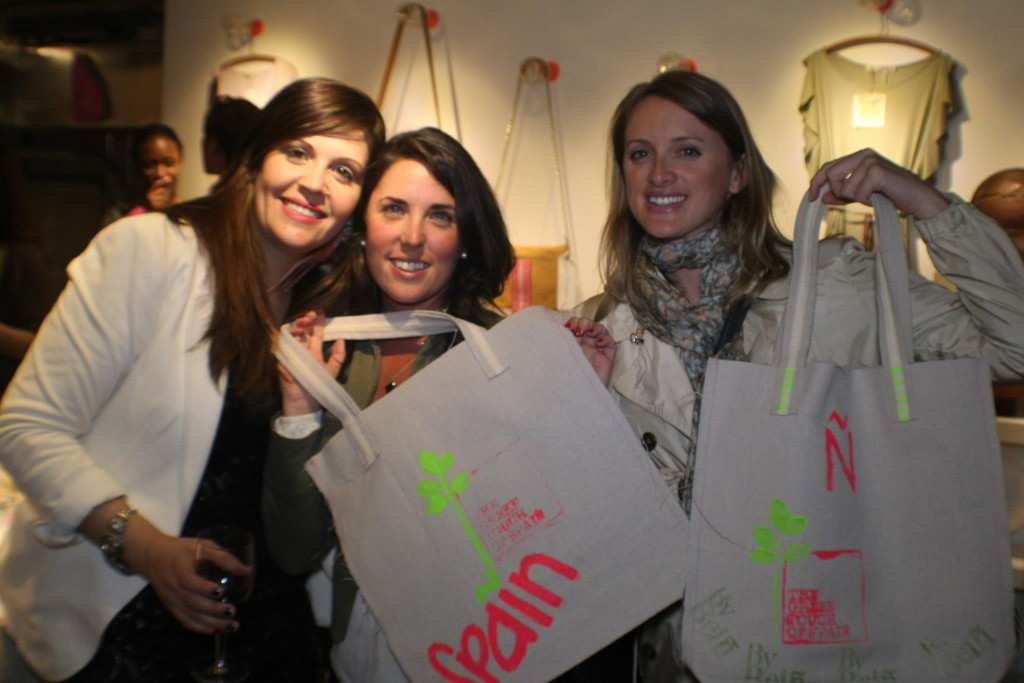 "Pop Up Store ""The Green Touch of Spain"", Williamsburg, New York, Mayo 2013. Beinfashionspain"
