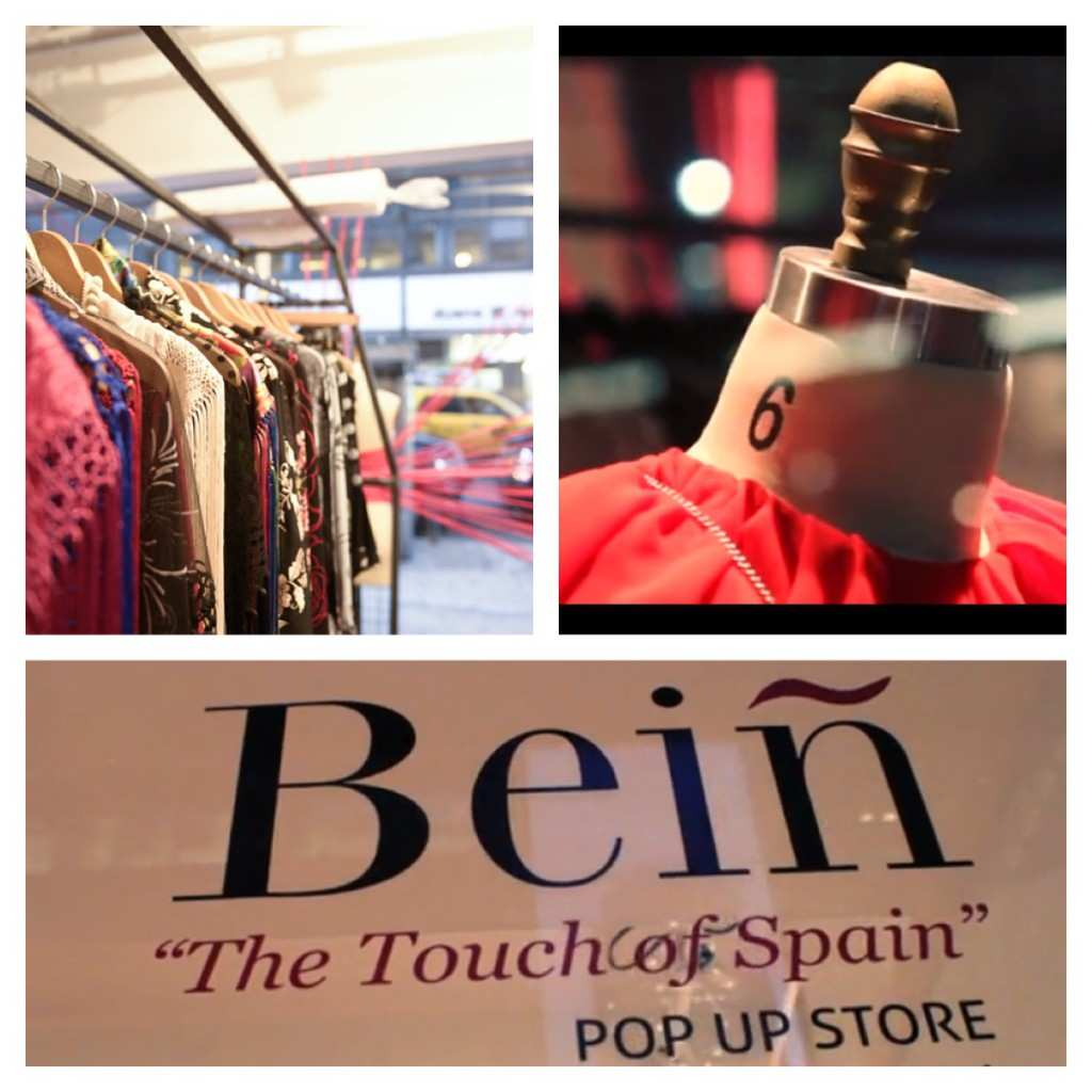 THE TOUCH OF SPAIN POP UP STORE, NYC
