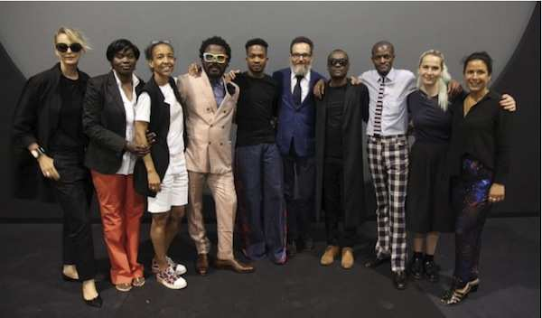 Simone Cipriani en Pitti Imagine 2015