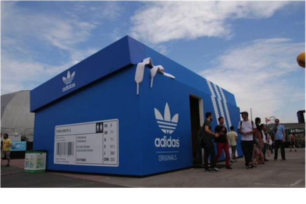 pop-up-shop adidas
