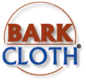 Logo Bark Cloth