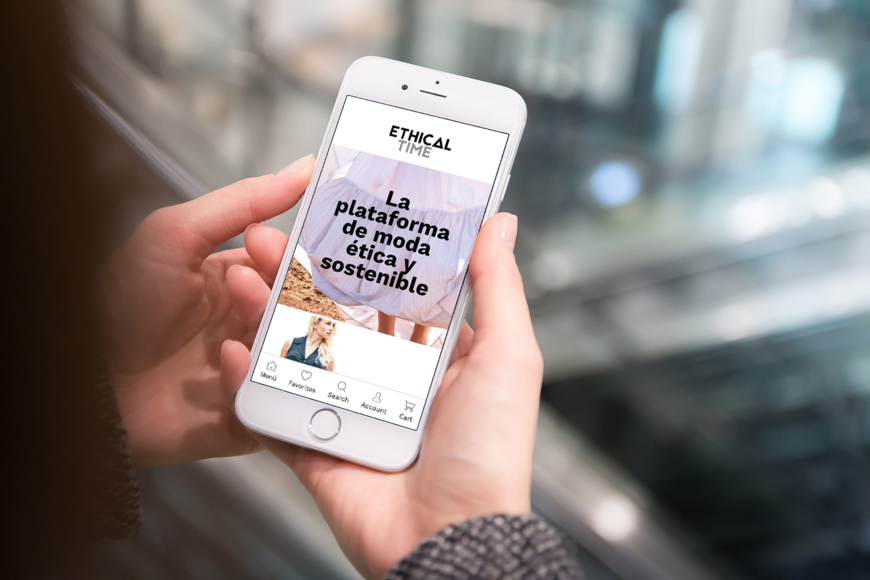 Ethical time app home